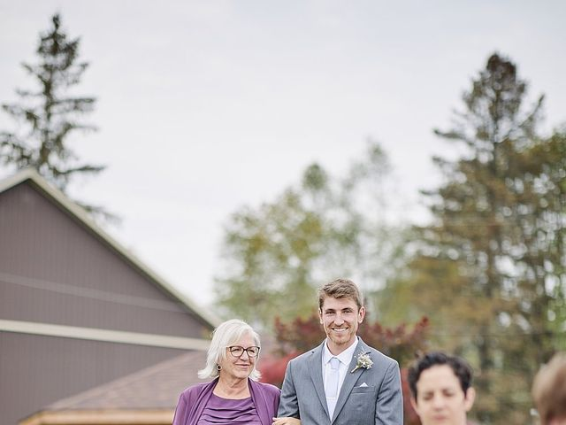 Meriah and Jacob's wedding in Bradford, Ontario 39