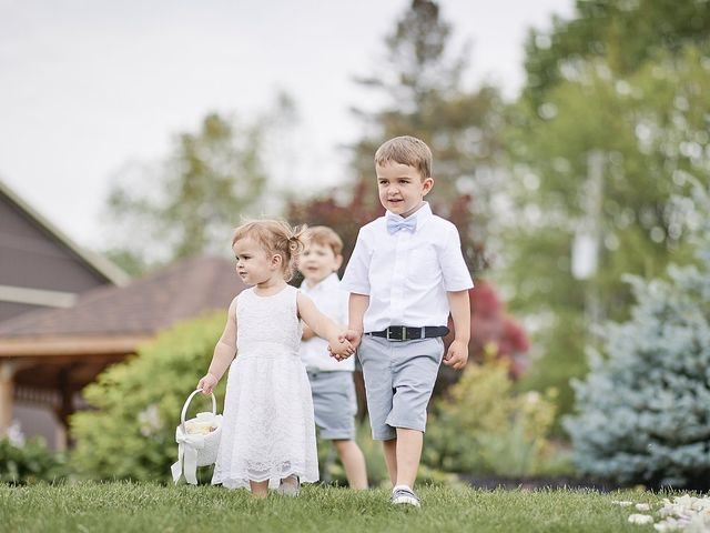 Meriah and Jacob's wedding in Bradford, Ontario 40
