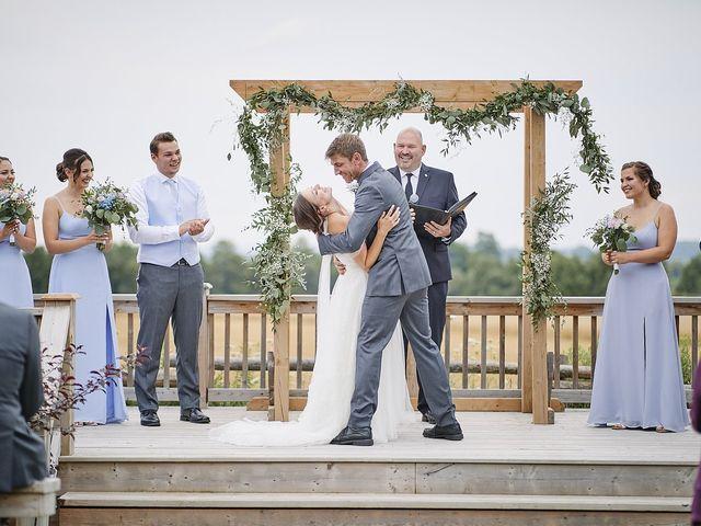 Meriah and Jacob's wedding in Bradford, Ontario 53