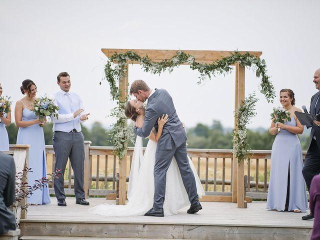 Meriah and Jacob's wedding in Bradford, Ontario 54