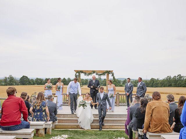 Meriah and Jacob's wedding in Bradford, Ontario 55