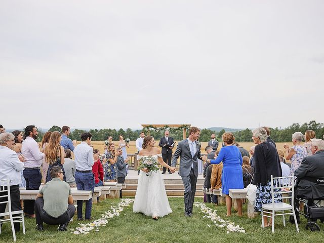 Meriah and Jacob's wedding in Bradford, Ontario 56
