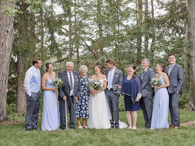Meriah and Jacob's wedding in Bradford, Ontario 58