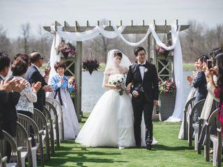 The wedding of Yunyeong and Jaeho 2