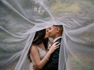 The wedding of Kelsie and Peter