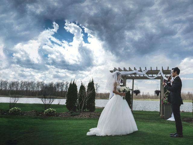 Jaeho and Yunyeong's wedding in East Gwillimbury, Ontario 1