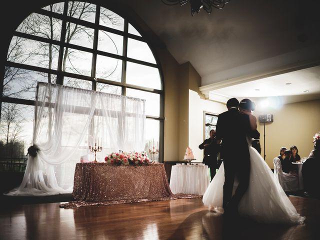 Jaeho and Yunyeong's wedding in East Gwillimbury, Ontario 6