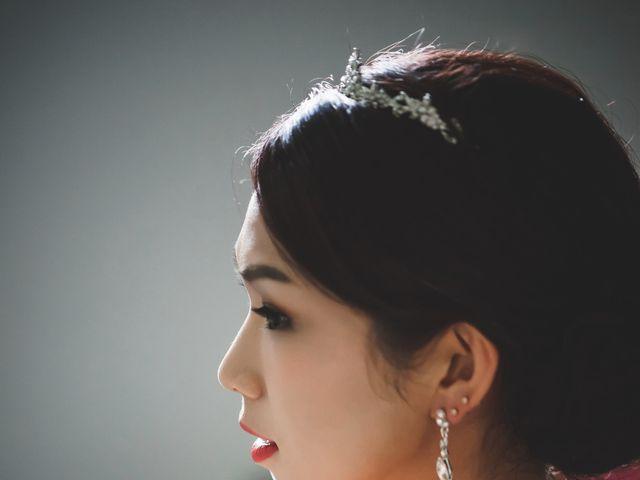 Jaeho and Yunyeong's wedding in East Gwillimbury, Ontario 11