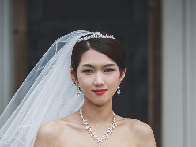 Jaeho and Yunyeong's wedding in East Gwillimbury, Ontario 13