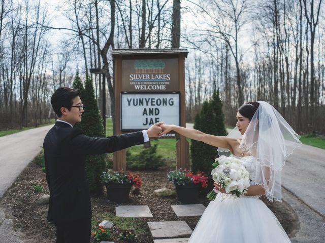 Jaeho and Yunyeong's wedding in East Gwillimbury, Ontario 15