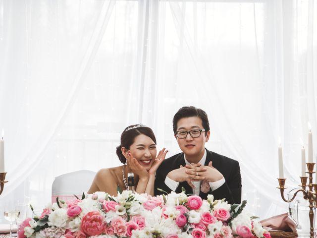 Jaeho and Yunyeong's wedding in East Gwillimbury, Ontario 17
