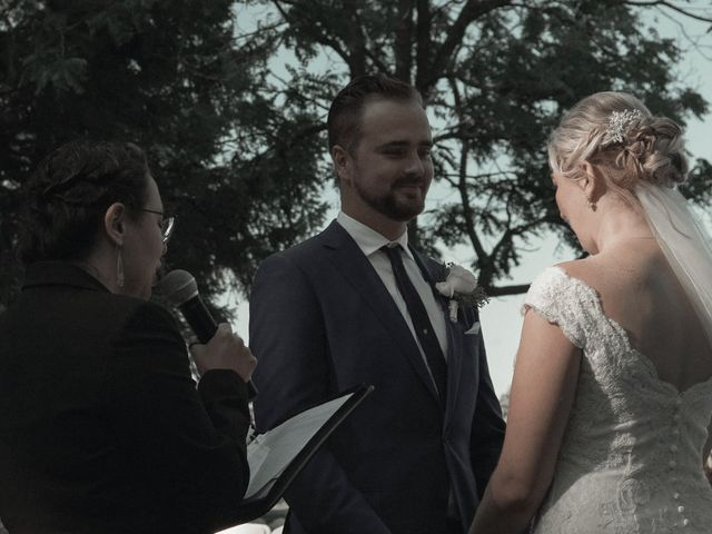 Jessica and Luke's wedding in Elora, Ontario 4
