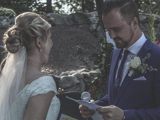 Jessica and Luke's wedding in Elora, Ontario 5