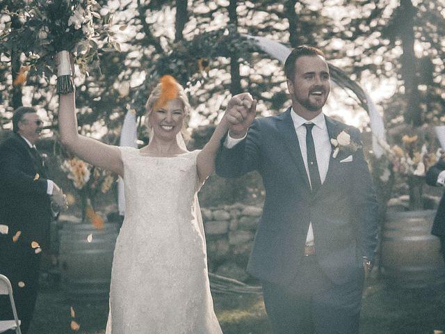 Jessica and Luke's wedding in Elora, Ontario 6
