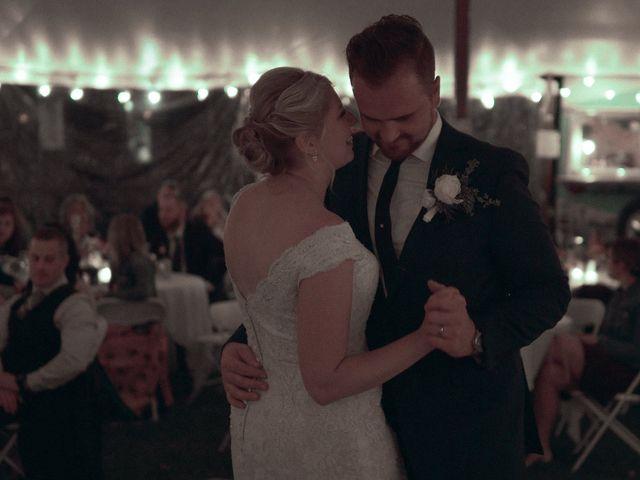 Jessica and Luke's wedding in Elora, Ontario 7