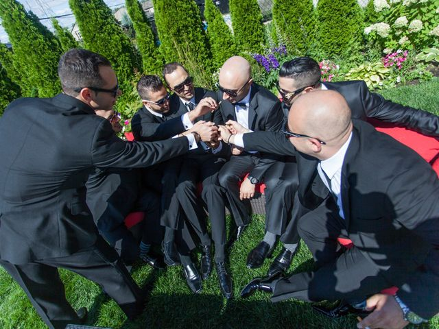 Charbel and Yadira's wedding in Montreal, Quebec 9