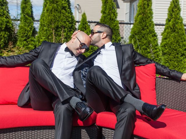 Charbel and Yadira's wedding in Montreal, Quebec 10