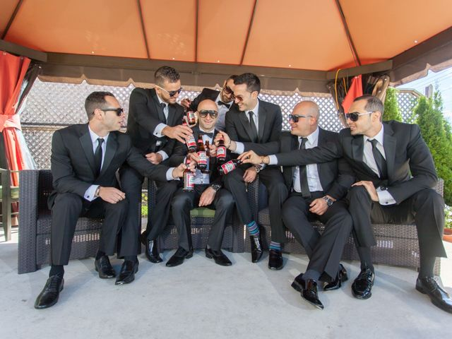 Charbel and Yadira's wedding in Montreal, Quebec 11