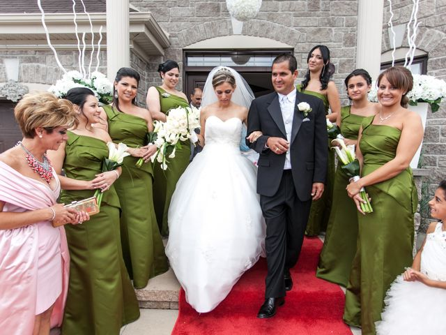 Charbel and Yadira's wedding in Montreal, Quebec 23