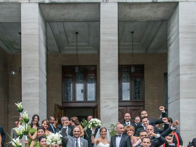 Charbel and Yadira's wedding in Montreal, Quebec 25