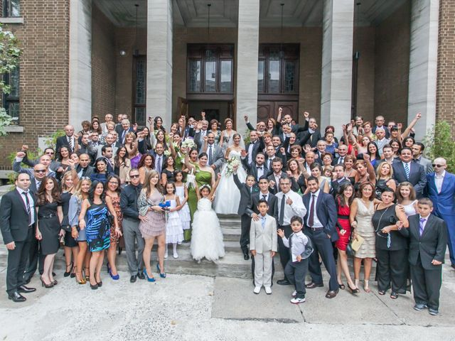 Charbel and Yadira's wedding in Montreal, Quebec 26