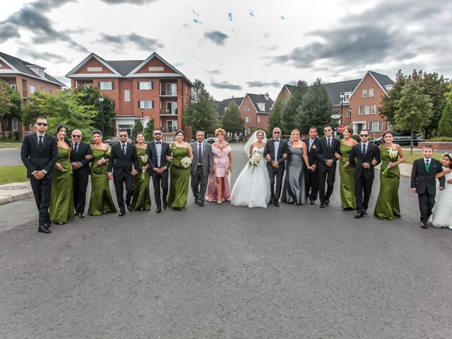 Charbel and Yadira's wedding in Montreal, Quebec 27