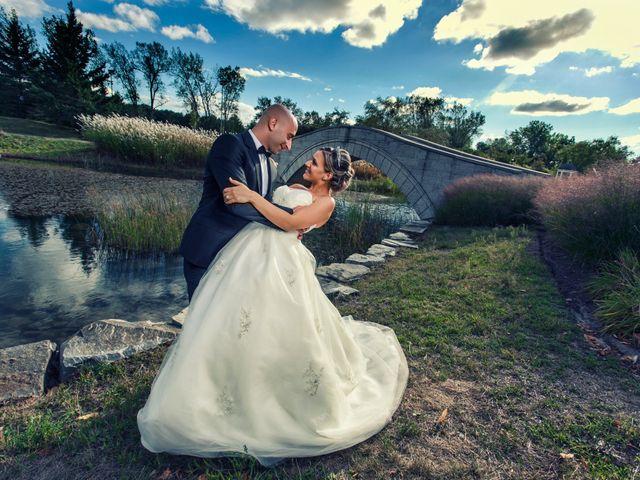 The wedding of Yadira and Charbel