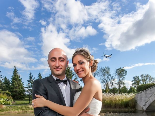 Charbel and Yadira's wedding in Montreal, Quebec 30
