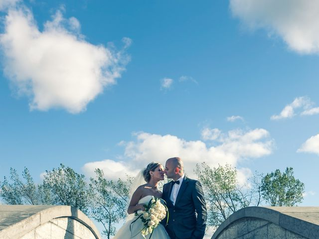 Charbel and Yadira's wedding in Montreal, Quebec 32