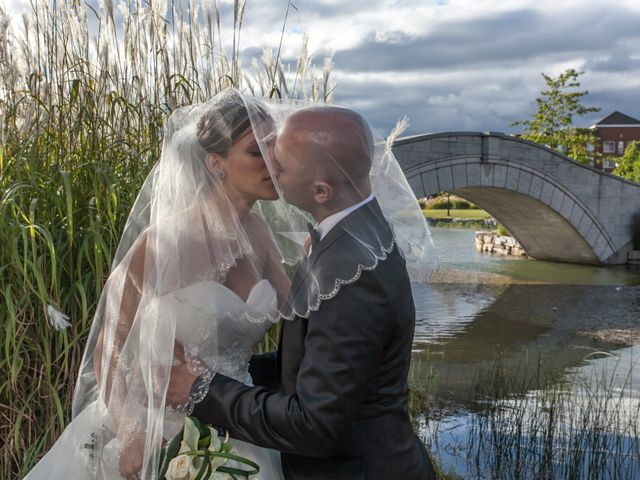 Charbel and Yadira's wedding in Montreal, Quebec 34