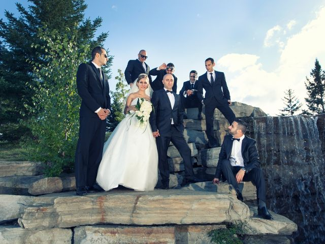 Charbel and Yadira's wedding in Montreal, Quebec 37