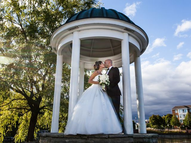 Charbel and Yadira's wedding in Montreal, Quebec 42