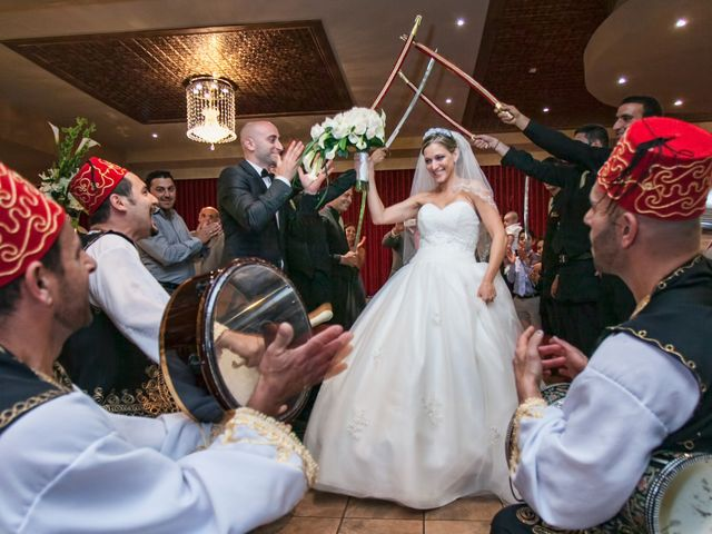 Charbel and Yadira's wedding in Montreal, Quebec 46