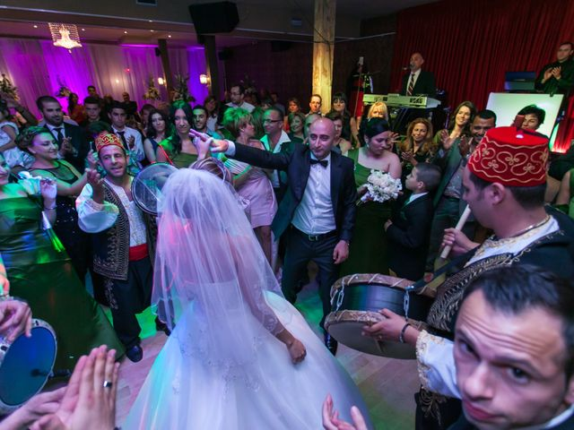 Charbel and Yadira's wedding in Montreal, Quebec 48