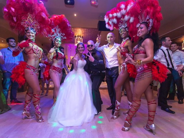 Charbel and Yadira's wedding in Montreal, Quebec 57