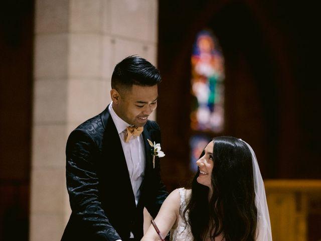Peter and Kelsie's wedding in Edmonton, Alberta 6