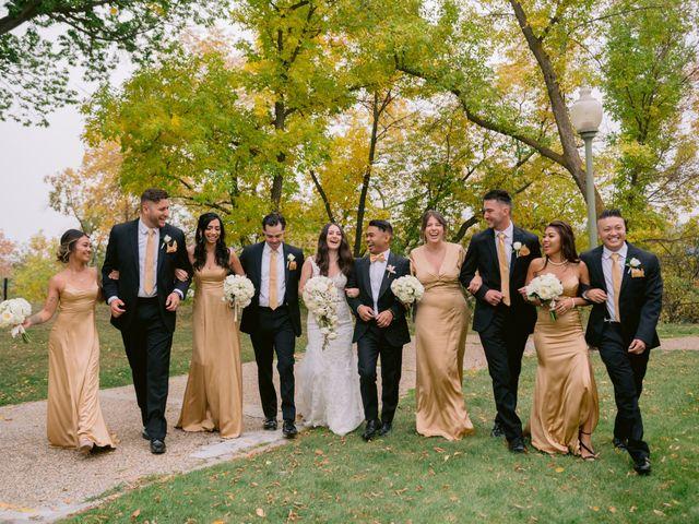 Peter and Kelsie's wedding in Edmonton, Alberta 7