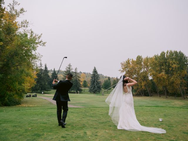 Peter and Kelsie's wedding in Edmonton, Alberta 9