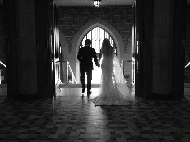 Peter and Kelsie's wedding in Edmonton, Alberta 2