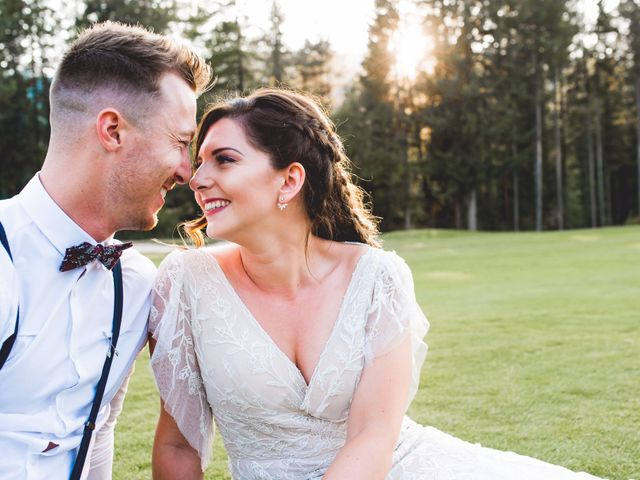 The wedding of Ashley and Kyle