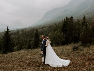 The wedding of Jenalee and Tanner