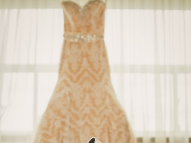 Tom and Brittany's wedding in Fort Langley, British Columbia 5