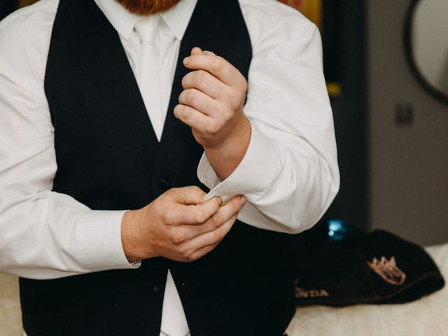 Tom and Brittany's wedding in Fort Langley, British Columbia 9