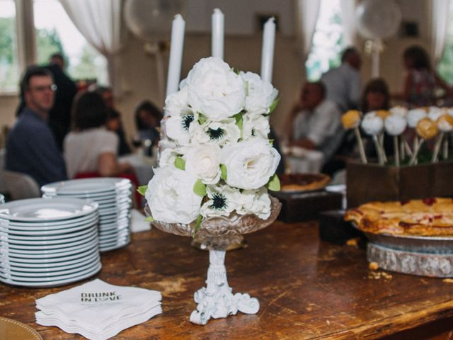Tom and Brittany's wedding in Fort Langley, British Columbia 23