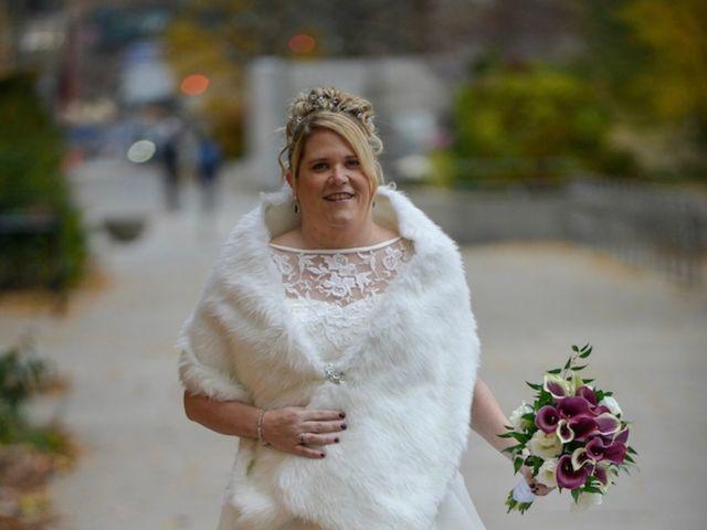 Tim and Megan's wedding in Toronto, Ontario 1