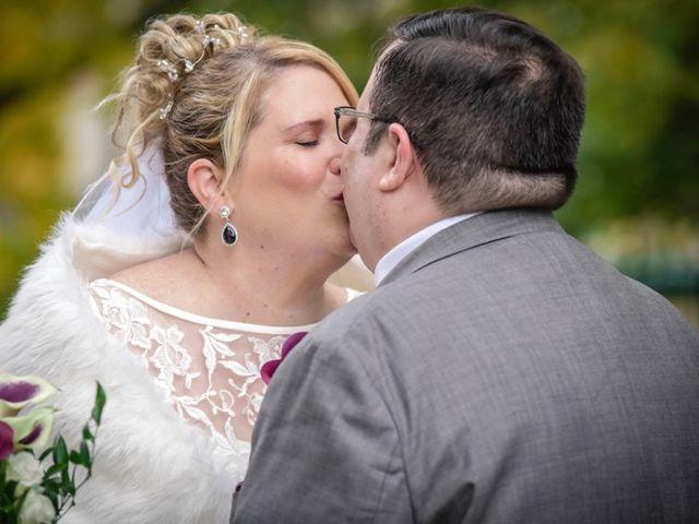 Tim and Megan's wedding in Toronto, Ontario 2
