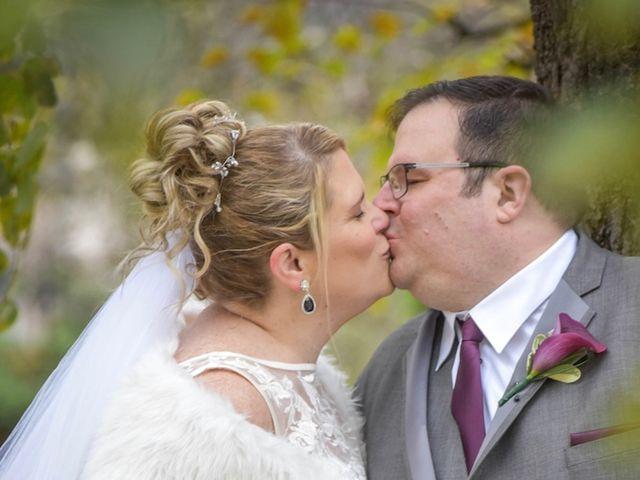 Tim and Megan's wedding in Toronto, Ontario 6