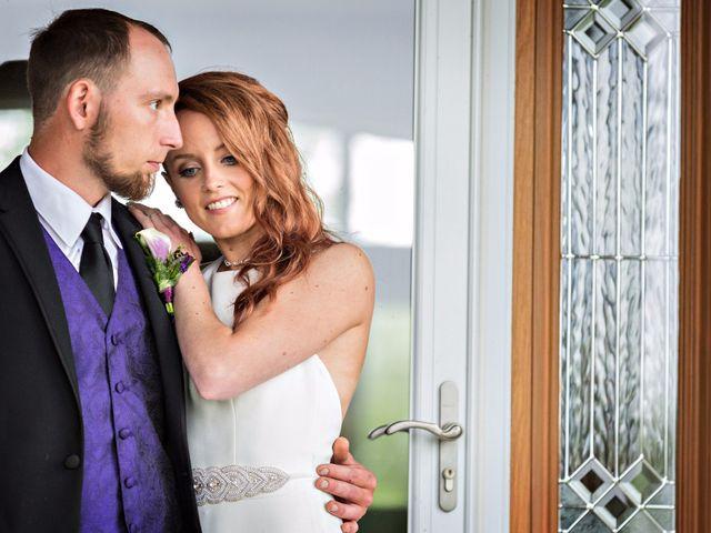 Travis and Jessica's wedding in Regina, Saskatchewan 3