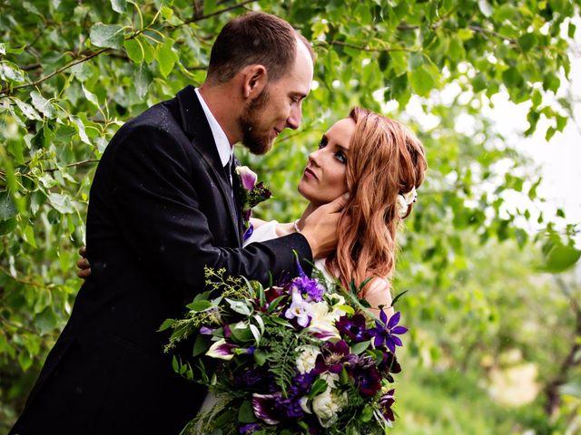 Travis and Jessica's wedding in Regina, Saskatchewan 6
