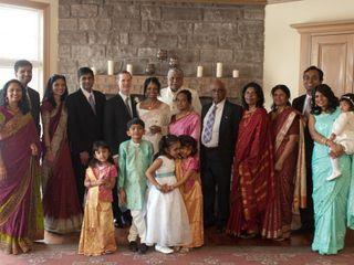 The wedding of Sharmila and Brad 2